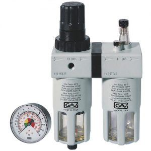 Filter Regulator Lubricators
