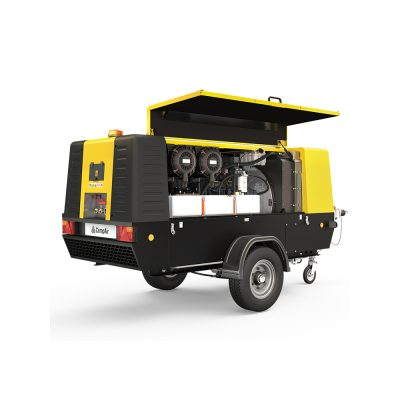 Field Air Compressors - Product Images - Compair - Portable Compressor - C-Series - C85-14 to C140-9