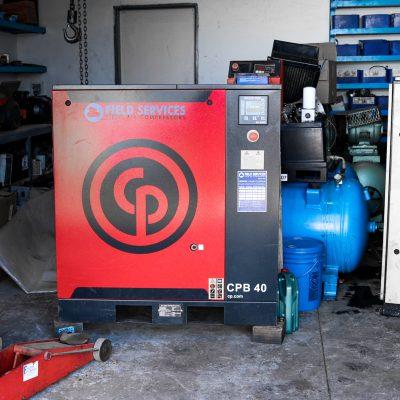 Field Air Compressors - Screw Compressor - Repairs