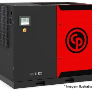 Screw Compressor - Chicago Pneumatic - 75kw CPE100